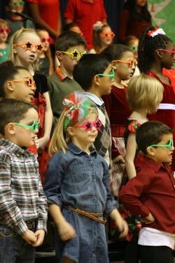 A few STARS from our Christmas program!
